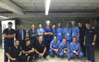 Cus Avançat de Cirurgia Artroscòpia d'Espatlla i Genoll