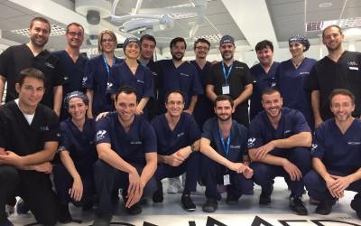 Curs d'Artroscopia de Genoll i Espatlla a Frankfurt